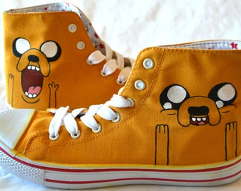 Jake the Dog - Adventure Time Shoes
