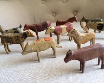Old Ark Animals