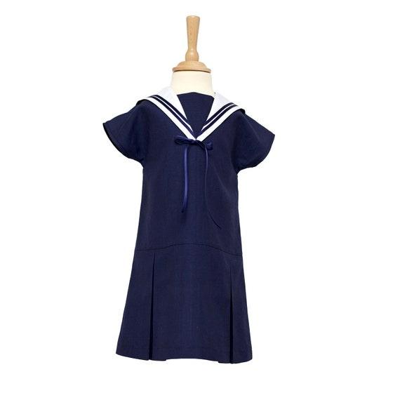 Sailor Dress LOTTE - de luxe - Costume de marin - fille