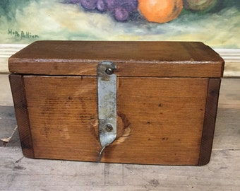 Folk Art Handmade  Jack- In-The-Box