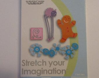 CRICUT  Stretch Your Imagination Cartridge