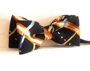 bow tie,tie,bow,men tie,black,brown,blue,rethro style