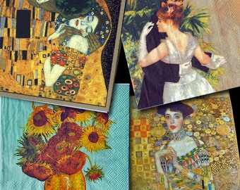 """Design Paper Napkins for Mother's Day Luncheon 
