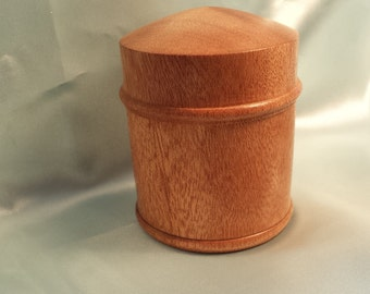 Lidded Box 207