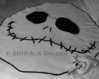 Jack Skellington Blanket