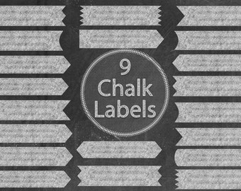 Chalk Labels