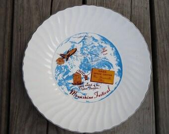 Moonshine Festival Souvenir Plate