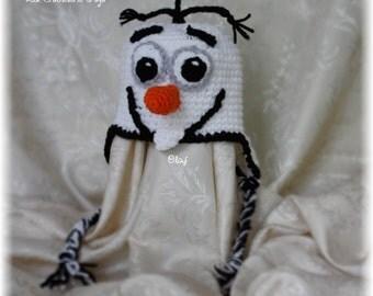 Snow snowman Hat
