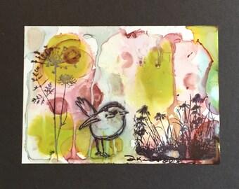 Painting Inks - Chick-aDee