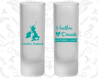 England Wedding, Frosted Shooter Glasses, Destination Wedding, London Wedding (199)