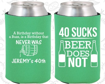 40th Birthday Ideas, 40th Birthday Party Favors, Birthday Party Items, Birthday Party Favors for Adults, Birthday Party Ideas (20247)