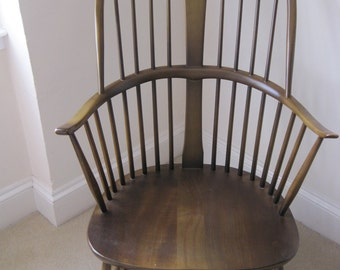 SOLD - Mid Century ERCOL Chairmakers Rocking Chair