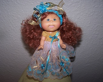 Dolls, Cabbage Patch Lil Sprouts Dolls, Doll Clothes, Discontinued Doll, Used