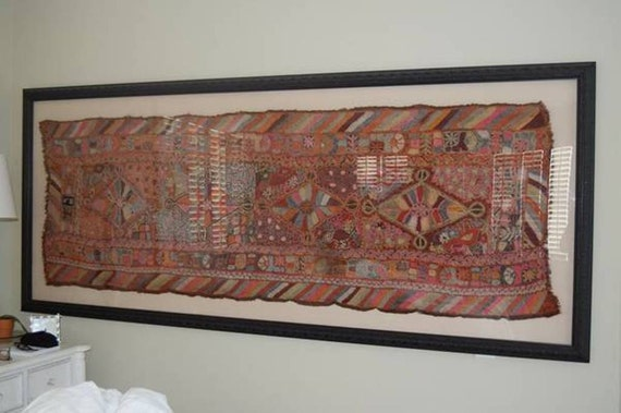 Antique Iranian - Collector's Piece Tapestry