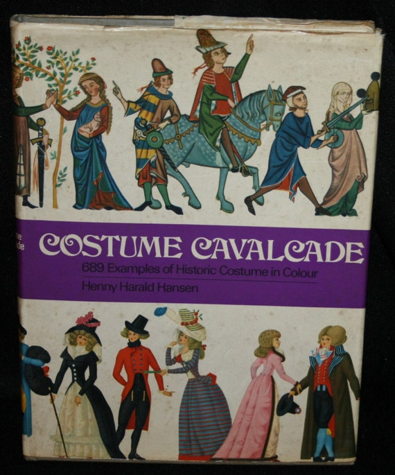 Costumes and Styles, Henry Harald Hansen, 1956