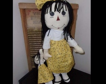 Rag Doll - Bea and Her Doll