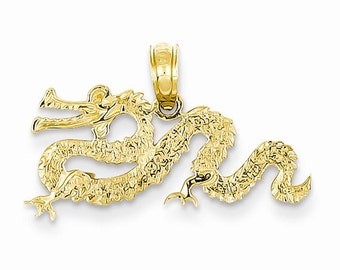 Dragon Pendant (D4216)