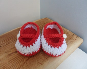 Baby Crocheted shoes