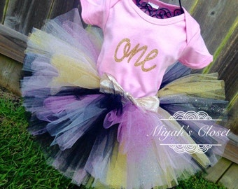 Its My 1st Birthday Tutu Set ~ 1st Birthday Tutu Set Premium Birthday Tutu Set