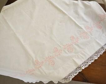 Vintage Fabric Vintage Curtain Panel