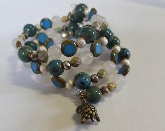 Turtle Coil Bracelet