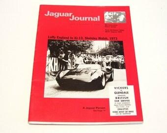 1992 Jaguar Journal Magazine Davey Jones Interview July August Issue