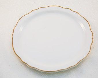 Homer Laughlin Best China Gold Rim Platter