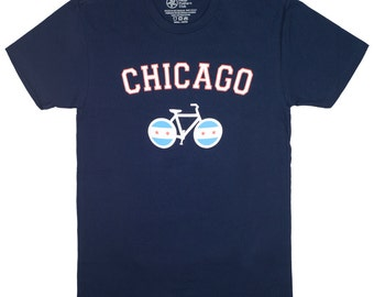 Chicago Bicycle T-shirt