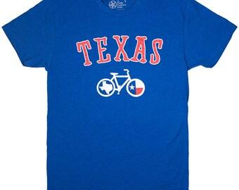 Texas Bicycle T-shirt