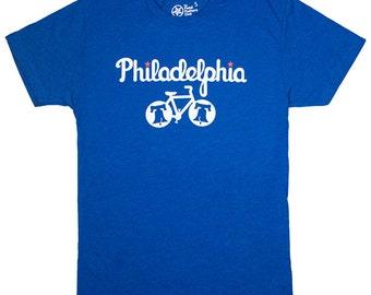 Philadelphia Bicycle Tee