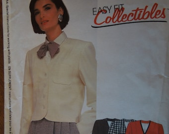 McCalls 2161, size 16, UNCUT sewing pattern, craft supplies, misses, womens, lined jacket
