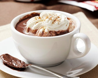 Hazelnut Caramel Hot Cocoa Mix - 12 Servings