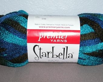 Starbella Premier Yarn, Craft Yarn, Yarn, Mesh Yarn  3.5 oz. Skein  CLEARANCE SALE!!
