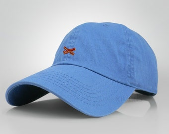BACON- X marks the Spot Hat- Monogramming available!