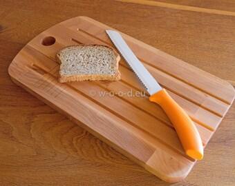 Wooden bread board  Wooden platter