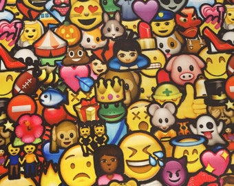 Emoji Attack Head & Neck Gaiter