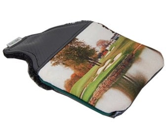 Personalized XL Putter Cover