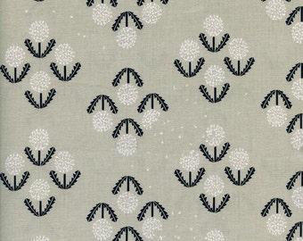 Cotton + Steel Black & White 5028 01 Puff Yardage