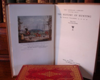 HISTORY of HUNTING - Lonsdale Library