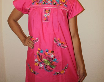Pink dress- XS size