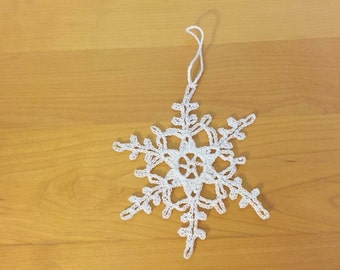 Carol's Snowflake pattern/not a finished product - no refund