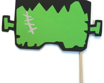 Halloween Photo Booth Props - Frankenstein - Photo Booth Props