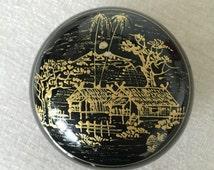 Sale Japanese lacquer box