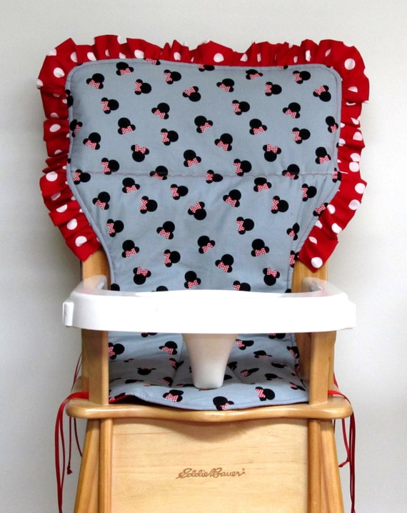 high chair cover baby accessory eddie bauer by sewingsillysister. Black Bedroom Furniture Sets. Home Design Ideas