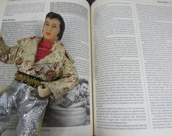 Vintage Elvis Presley Doll