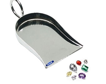 Bead Scoop Diamond Shovel W/ Holder For Gemstones & Seed Beads JewelryY Hand Tool  Wa 192-150