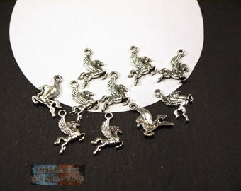 Charm horse, Charms, pendant, DIY Kit, accessory, creation, craft material, jewellery making, accessoires, jewellery, jewelry
