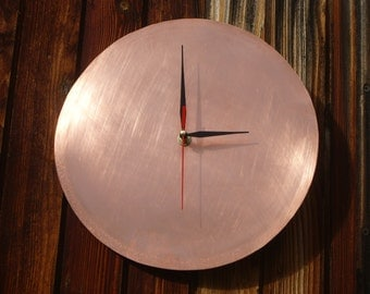 Wall Clocks,Wall clock,home decor,Marriage,wedding gift,bedroom ,craft clock,Furniture wall,Home and living,Copper Clock,Modern clock,Copper
