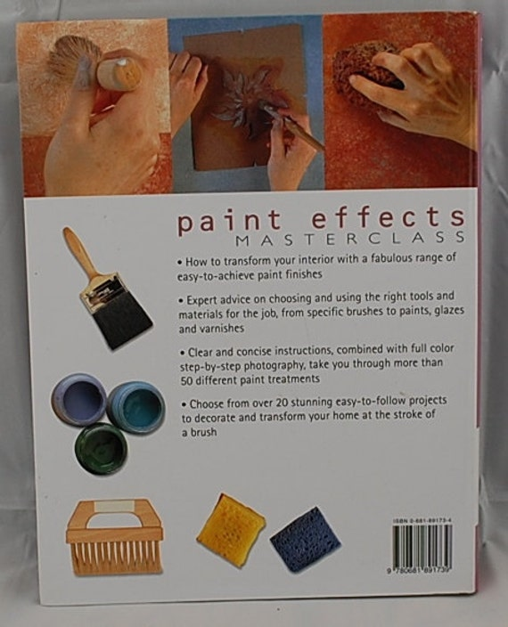 Last chance sale paint effects masterclass interior for Interior paint effects