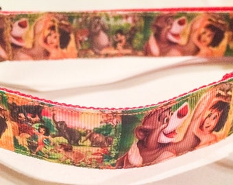 The Jungle Book Dog Collar